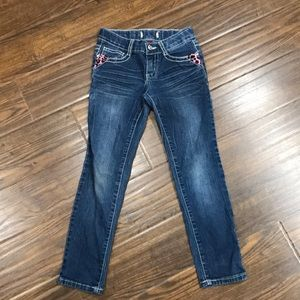 Girl's Jeans No Brand Label in the waist